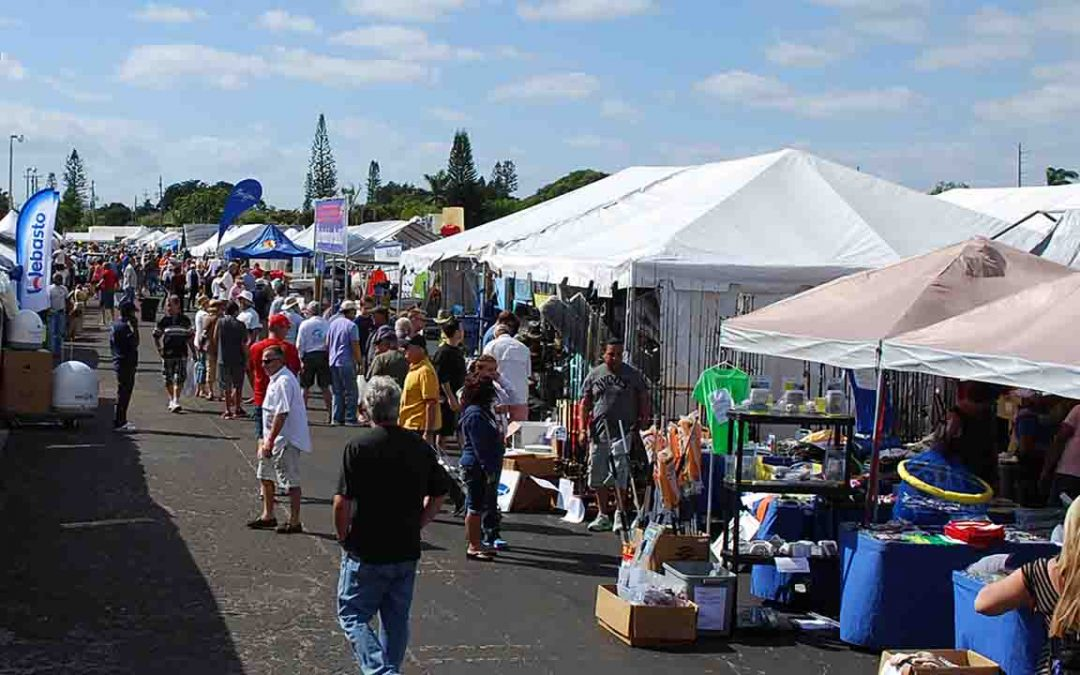 Selling At The Flea Market – Opening Day Tips
