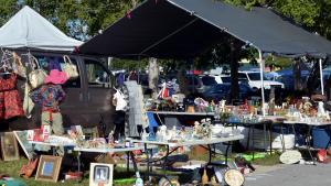 Flea Market Startup