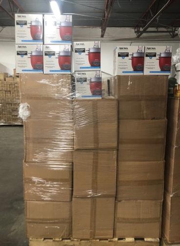 Pallets in Florida | Suncoast Liquidators | Product Sourcing 101