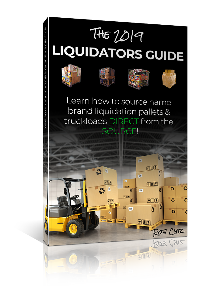 The Liquidator's Guide | Source Pallets and Truckloads